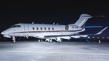 CS-CHA - NetJets Europe (Portugal) Bombardier BD-100 Challenger 350 series aircraft