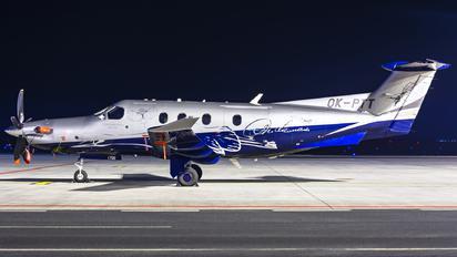 OK-PTT - Private Pilatus PC-12