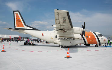 TCSG-552 - Turkey - Coast Guard Casa CN-235M