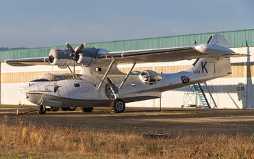C-FUAW - Private Consolidated PBY-5A Catalina