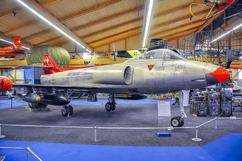X-HB-VAD - Switzerland - Air Force Flug- und Fahrzeugwerke Altenrhein P-16 Mk.III