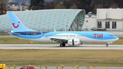 G-TUMB - TUI Airways Boeing 737-8 MAX