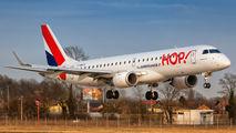 F-HBLB - Air France - Hop! Embraer ERJ-190 (190-100) aircraft