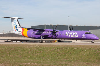 G-ECOH - Flybe de Havilland Canada DHC-8-400Q / Bombardier Q400