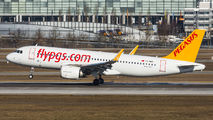 TC-NBE - Pegasus Airbus A320 NEO aircraft