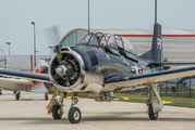 N555PF - Private North American T-28B Trojan aircraft