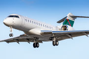 LX-ZAK - Private Bombardier BD-700 Global 5000 aircraft