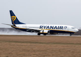 EI-FTC - Ryanair Boeing 737-8AS
