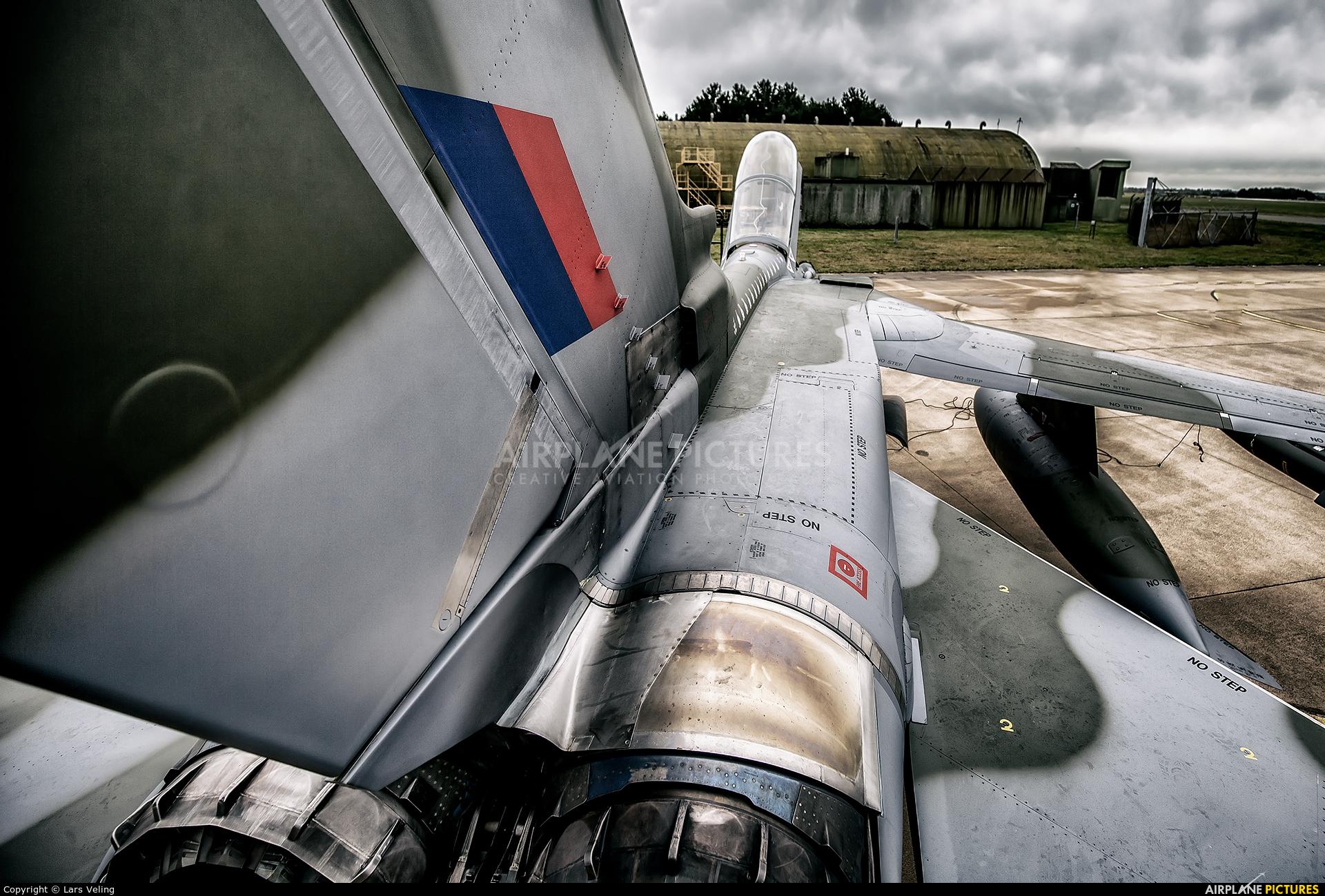 Royal Air Force ZG752 aircraft at Marham