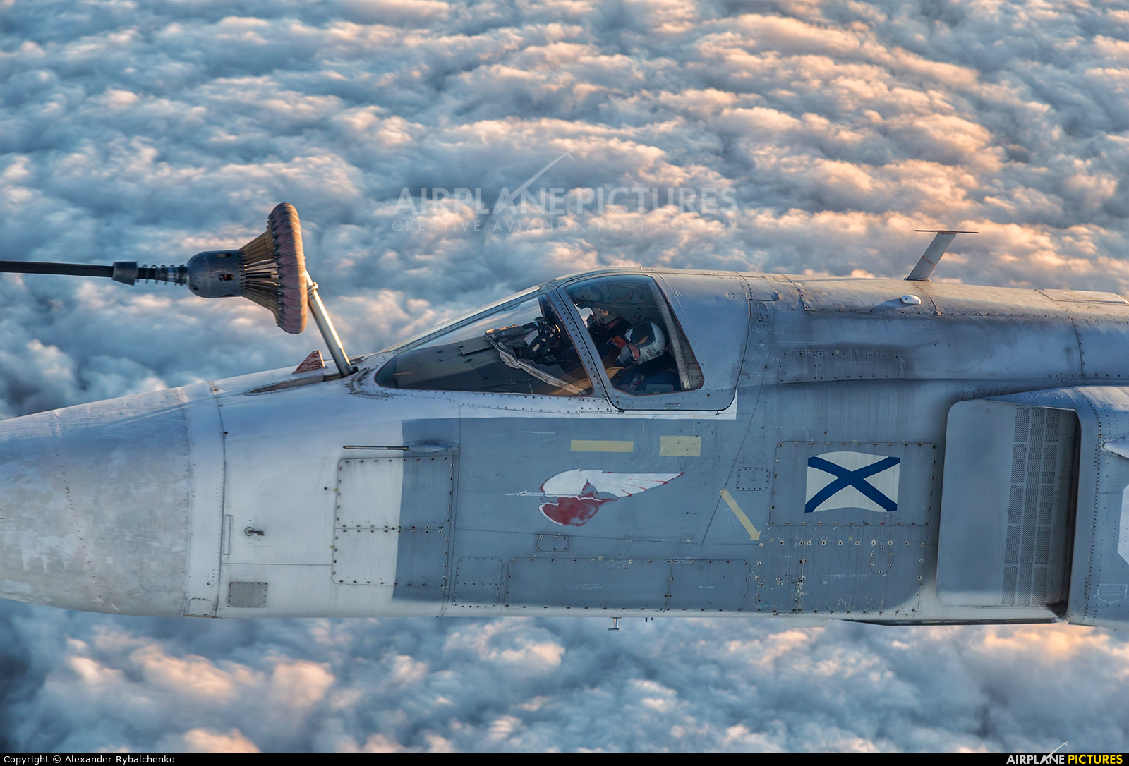 Russia - Navy RF-33844 aircraft at In Flight - Russia