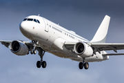 D-ALEX - K5 Aviation Airbus A319 CJ aircraft