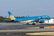 VN-A889 - Vietnam Airlines Airbus A350-900 aircraft