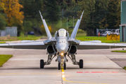J-5003 - Switzerland - Air Force McDonnell Douglas F/A-18C Hornet aircraft
