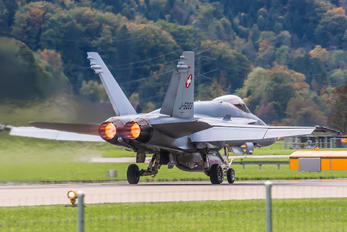 J-5003 - Switzerland - Air Force McDonnell Douglas F/A-18C Hornet