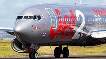 G-JZBA - Jet2 Boeing 737-800 aircraft
