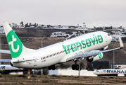PH-HSC - Transavia Boeing 737-800 aircraft
