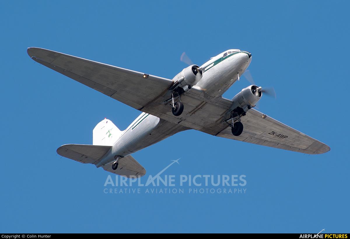 Air Chathams ZK-AWP aircraft at Tauranga