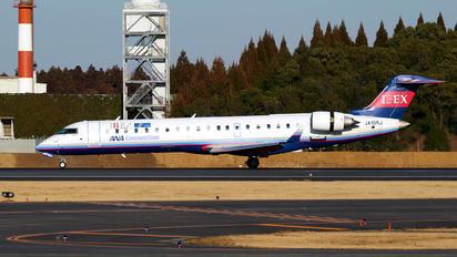 JA10RJ - Ibex Airlines - ANA Connection Bombardier CRJ-700