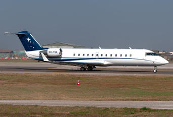9H-VGA - Hyperion Aviation Bombardier CL-600-2B19 Challenger 850