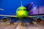 VQ-BRC - S7 Airlines Airbus A320 aircraft
