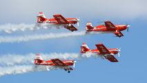 SP-AUC - Grupa Akrobacyjna Żelazny - Acrobatic Group Zlín Aircraft Z-50 L, LX, M series aircraft