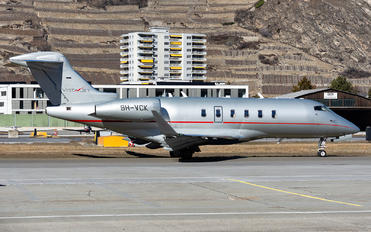 9H-VCK - Vistajet Bombardier BD-100 Challenger 350 series