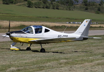 EC-ZQD - Private Tecnam P2002