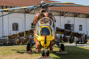 117 - Hungary - Air Force Mil Mi-24D aircraft