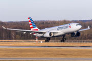N293AY - American Airlines Airbus A330-200 aircraft