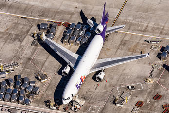 N619FE - FedEx Federal Express McDonnell Douglas MD-11F