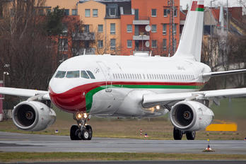 A4O-AJ - Oman - Royal Flight Airbus A319 CJ