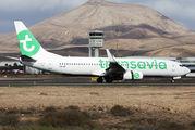 PH-HZI - Transavia Boeing 737-800 aircraft