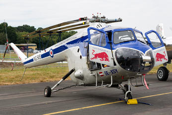OE-XSY - The Flying Bulls Bristol 171 Sycamore Mk.52