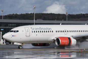 LN-RRN - SAS - Scandinavian Airlines Boeing 737-700