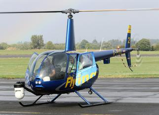 G-PIXL - Flying TV Robinson R44 Astro / Raven