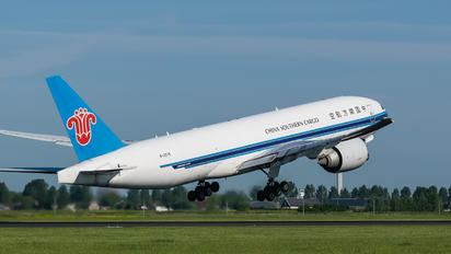 B-2075 - China Southern Cargo Boeing 777F