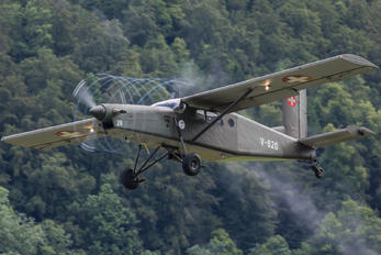 V-620 - Switzerland - Air Force Pilatus PC-6 Porter (all models)