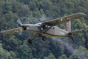 V-620 - Switzerland - Air Force Pilatus PC-6 Porter (all models) aircraft