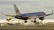 N677AN - American Airlines Boeing 757-200WL aircraft