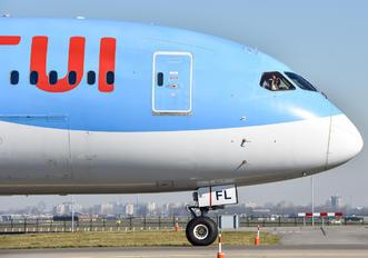 PH-TFL - TUI Airlines Netherlands Boeing 787-8 Dreamliner