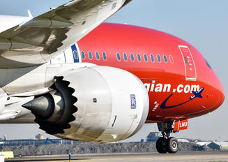 LN-LNU - Norwegian Long Haul Boeing 787-9 Dreamliner