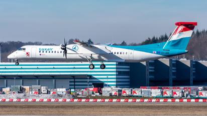 LX-LGG - Luxair de Havilland Canada DHC-8-400Q / Bombardier Q400