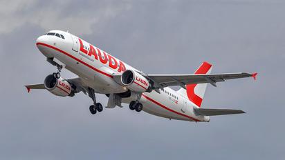 OE-LOO - LaudaMotion Airbus A320