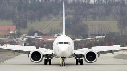 A6-MAX - flyDubai Boeing 737-8 MAX