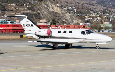 G-GILB - Flairjet Cessna 510 Citation Mustang