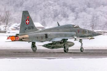 J-3079 - Switzerland - Air Force Northrop F-5E Tiger II