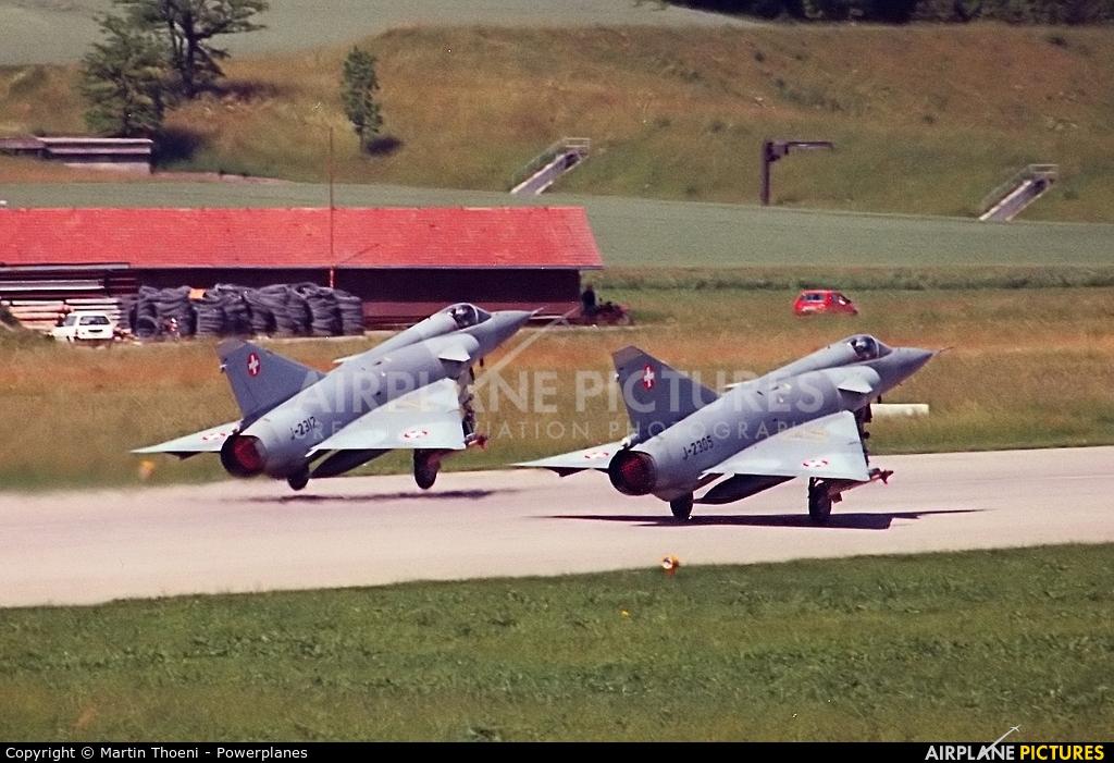 Switzerland - Air Force J-2312 aircraft at Payerne