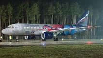 VP-BWE - Aeroflot Airbus A320 aircraft