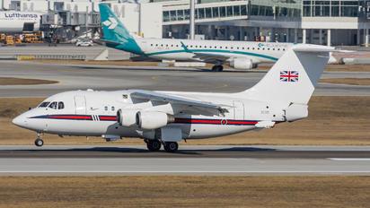 ZE701 - Royal Air Force British Aerospace BAe 146 CC.2