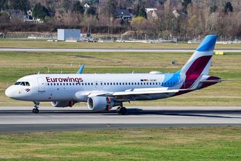 D-AEWF - Eurowings Airbus A320